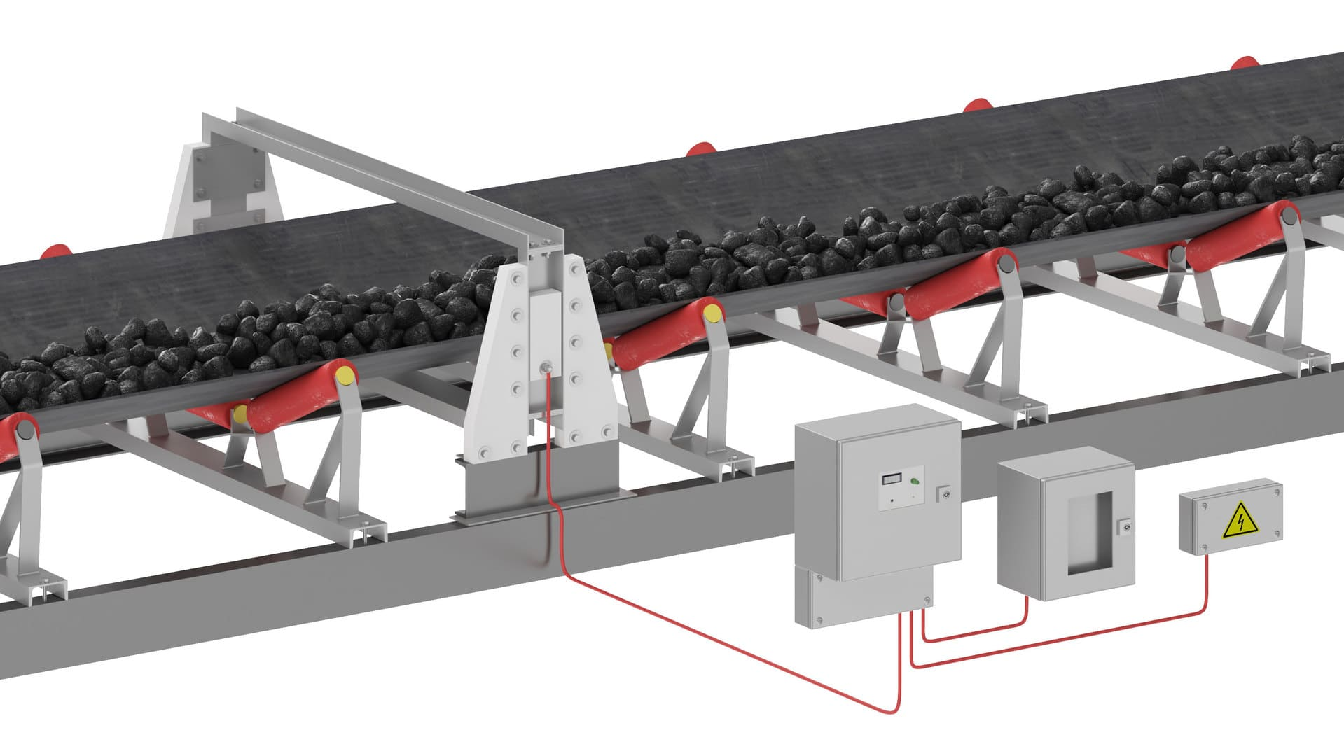 Промышленный металлодетектор PSQ RA