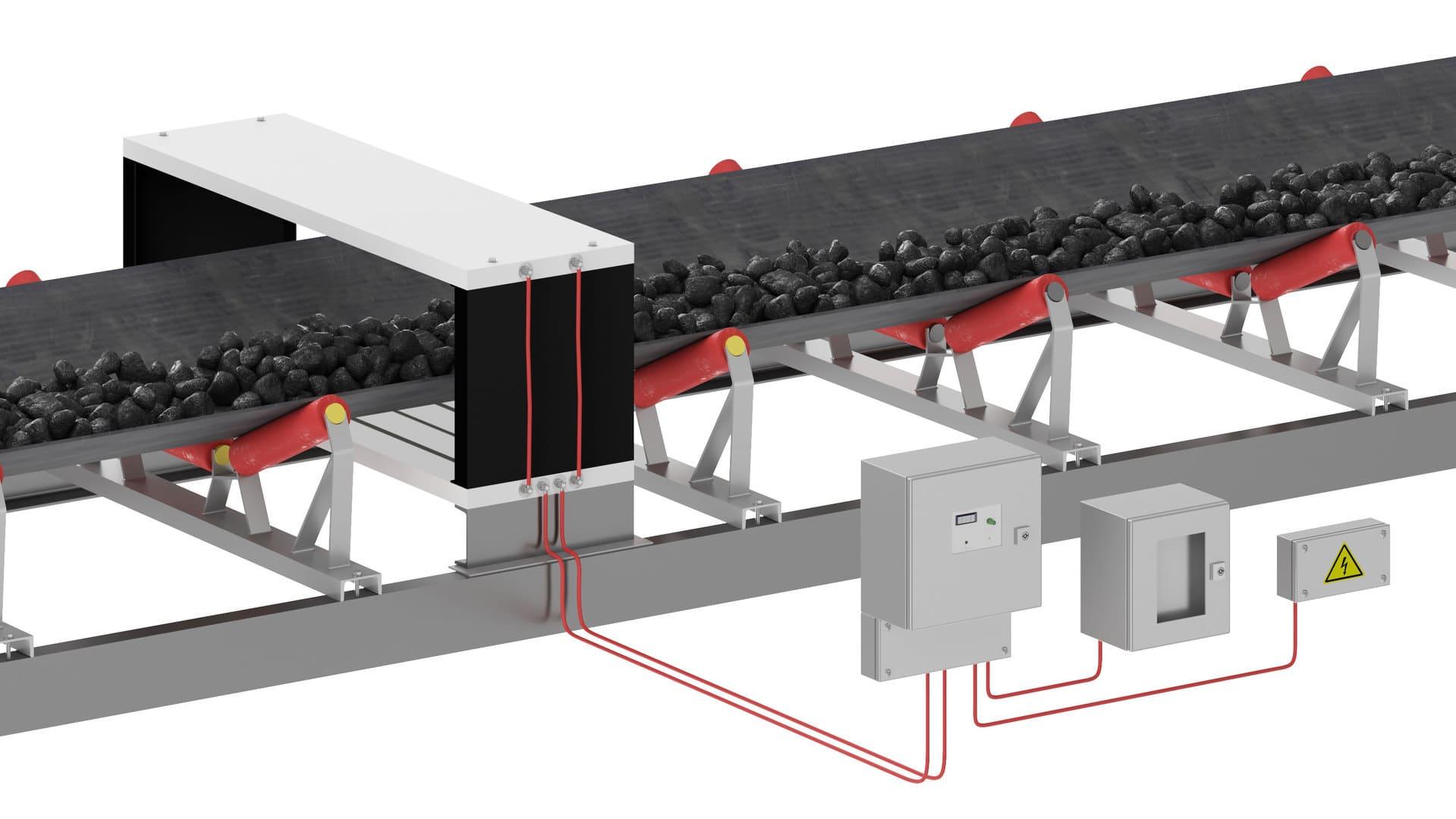 Промышленный металлодетектор SC / SCTA